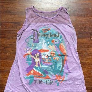 Disneyland Anniversary Tank